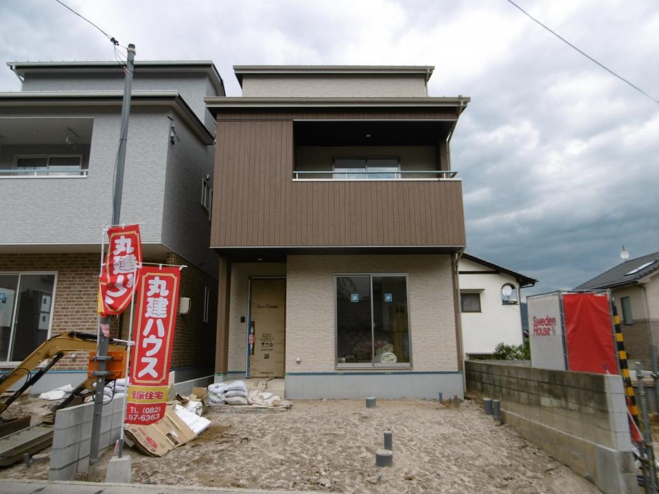相田7丁目(東亜ハイツ)No2  建築中です!!
