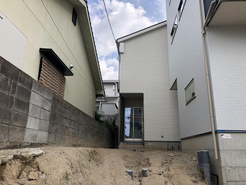 戸坂桜東町 D棟 新築